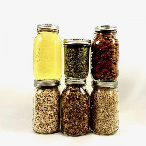 Zero Waste Pantry Items