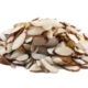 Nude Foods Market Zero Waste Organic Sliced Almonds